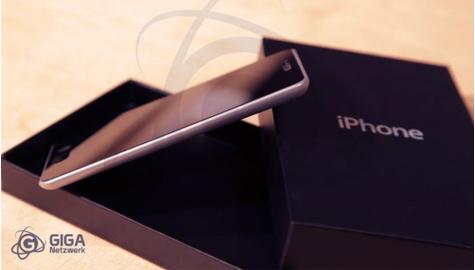 هل هذا هو iPhone 5 ؟