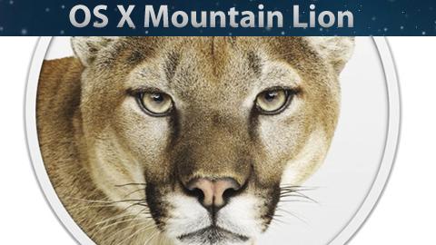 نظام OS X Mountain Lion