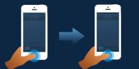 نقل البيانات من iPhone إلى iPhone بشكل مباشر
